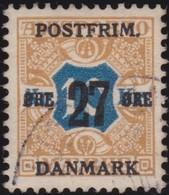 Danmark  .      Yvert   94       .       O     .         Cancelled   .    /   .   Gebruikt - 1913-47 (Christian X)