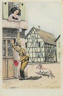 ~  JP  ~  Illustrateur    A     JAEGY  ~       L' Alsace   Génèreuse      ~ - Illustrateurs & Photographes