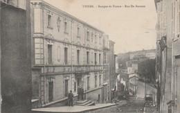 Thiers - Banque De France / Rue De Barante - Thiers