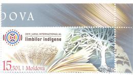 2019. Moldova, International Year Of Indigenous Languages, 1v, Mint/** - Moldova