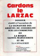 Gardons Le Larzac (La Roque Sainte Marguerite - La Cavalerie 12) - Languedoc-Roussillon