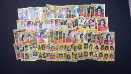 Lot De 86 Vignettes +11 Doubles Offertes Football 75  Panini - Sports