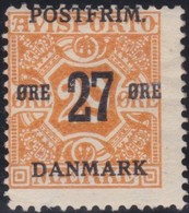 Danmark  .      Yvert   101    .      *     .        Mint-hinged   .    /   .   Ongebruikt - 1913-47 (Christian X)