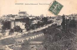 Argenton Sur Creuse         36       Quartier Châteauneuf        (voir Scan) - France