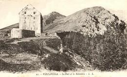 CORSE  -  Au Col De VIZZAVONA - LE FORT (de Vaux)  ET LE BELVEDERE - Francia