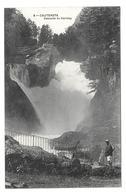 65/ HAUTES PYRENEES...CAUTERETS. Cascade Du Cerisey - Cauterets
