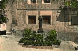 CPM - Tauste : Monument à Don Antonio Guz - Zaragoza