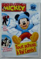 MINI ALBUM TOUT SHUSS A VAL CENIS SUPPLEMENT AU JOURNAL DE MICKEY 3365-66 Club Des Abonnés - Livres, BD, Revues