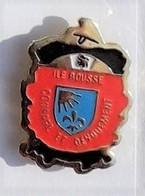 PO21 Pin's Corse CORSICA  Pompiers Pompier Ile Rousse écusson   Achat Immediat - Pompiers