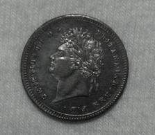 Silber/Silver Prooflike Großbritannien/Great Britain Maundy George IV, 1829, 2 Pence UNC - Grossbritannien