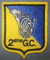 2° Groupe De Chasseurs Mécanisés,tissu - Armée De Terre