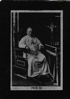 Vatican-Pope Piys X1 - Antique Aluminum Postcard - Vaticano
