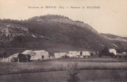 Ain - Environs De Brenod - Hameau De Maconod - France