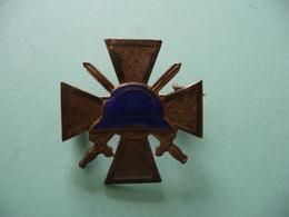 Insigne Ancien Combattant 1914 1918 - 1914-18