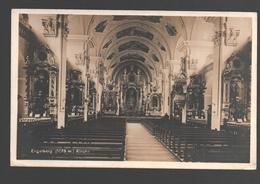 Engelberg - Kirche - Fotokarte - OW Obwald
