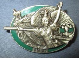 Centre Mobilisateur N° 33, Arme Blindée Cavalerie - Armée De Terre