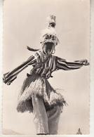 GUINÉE  FRANÇAISE - Danseur Avec Timbes - Guinée Française