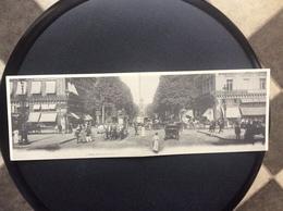 2 CARTES POSTALES PARIS  *Boulevard Des Italiens *Les Femmes Cocher  REPRODUCTION SOCIÉTÉ GÉNÉRALE - Artisanry In Paris