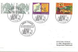 1981 Championnats Du Monde De Course D'Orientation: Thun (Suisse) - Athlétisme
