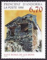 ANDORRE  1996 -  YT 482  -  Sant Roma  - NEUF**  - Cote  4.10e - Andorre Français