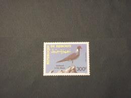 DJIBOUTI - 1993 UCCELLO  - NUOVI(++) - Djibouti (1977-...)