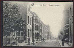 Ongebruikte Postkaart Van Ciney - Rue Piervennes ; Staat Zie Scan ! - Ciney