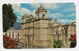 MEXICO - AK 349871 Oaxaca - The Cathedral - México