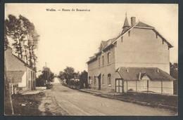 +++ CPA - WELLIN - Route De Beauraing   // - Wellin