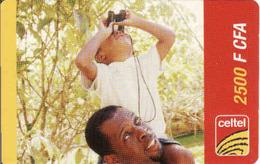 Gabon, Celtel 2500 - Gabon