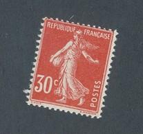 FRANCE - N°YT 160 NEUF* AVEC CHARNIERE - COTE YT : 8€ - 1921/22 - 1906-38 Semeuse Camée