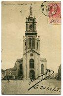 CPA - Carte Postale - Belgique - Saint Nicolas - Eglise Notre Dame - 1908 (C8673) - Saint-Nicolas