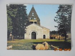 Au Pays Landais. Eglise Typique. Theojac Iris 40/258 Dated 1969. - France