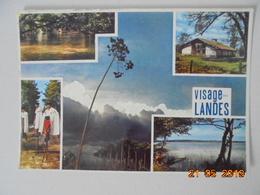 Visage Des Landes.  Theojac 40/277 Postmarked 1971. - France