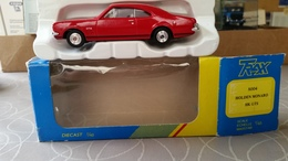 Trax 8004 1/43 Holden Monaro Red Mib Rare!!! - Voitures, Camions, Bus