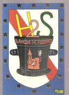CPA Patrick HAMM Banquet Annuel Des Etudiants En Pharmacie De Strasboug Le 24 Novembre 1992 - Hamm