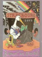 CPA Patrick HAMM 37 ème Banquet Annuel Des Etudiants En Pharmacie De Strasboug Le 27 Novembre 2003 - Hamm