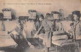 Scènes De La Vie De Caserne - Les Misères De L'homme De Chambre - Bizutage Militaires Militaria - Casernes