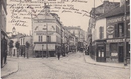 MONTREUIL SOUS BOIS Rue Du Pre - Montreuil