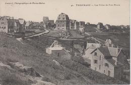 CPA Trestraou - Les Villas De Pors Nevez - Autres Communes