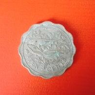 10 Cents Münze Von Den Bahamas Von 1975 (sehr Schön) - Bahamas