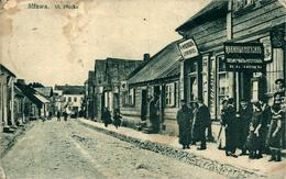 OSTROW WIELKOPOLSKI    MTAWA Carte Postée D'Ostrow En 1915 - Pologne