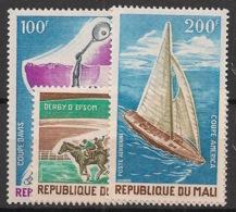 Mali - 1971 - Poste Aérienne PA N°Yv. 116 à 118 - Epreuves Sportives - Neuf Luxe ** / MNH / Postfrisch - Mali (1959-...)