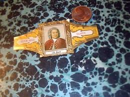 BAGUE DE CIGARE   Marque Victor Hugo Genre  De Bague Collection Nr10 D__  Compositeur__-componistenserie-__ - Bauchbinden (Zigarrenringe)