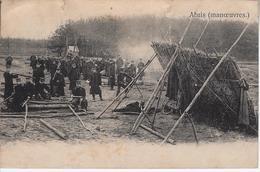 Scholing Van De Schuilplaatsen (klein Scheurtje) - Leopoldsburg (Camp De Beverloo)