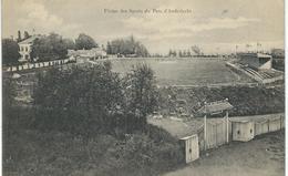 Plaine Des Sports Du Parc D'ANDERLECHT - Cachet De La Poste 1921 - Anderlecht