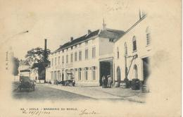 42. - UCCLE : Brasserie Du Merlo - Cachet De La Poste 1902 - Uccle - Ukkel