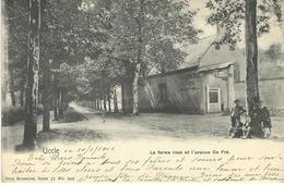 UCCLE : La Ferme Rose Et L'avenue De Fré - Nels Série 11 N° 302 - Cachet De La Poste 1902 - Uccle - Ukkel