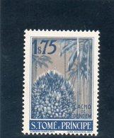 ST.-THOMAS ET PRINCE 1948 * - St. Thomas & Prince