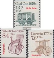 Stati Uniti 1991,1994,2002 (completa Edizione) MNH 1988 Veicoli - United States