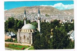 ASIA-1481   DAMASCUS : Vue Generale - Syria